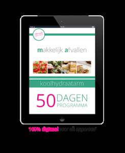 50 dagen koolhydraatarm programma