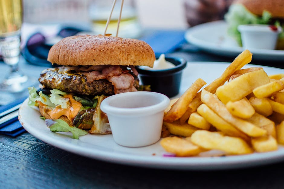 Ongezond eten